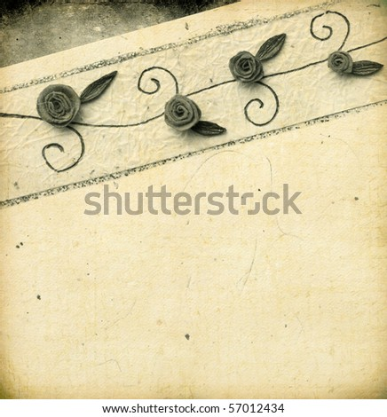 Dreeting card - stock photo