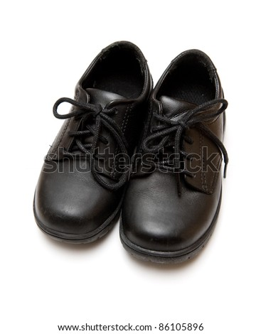 Dress shoes - stock photo