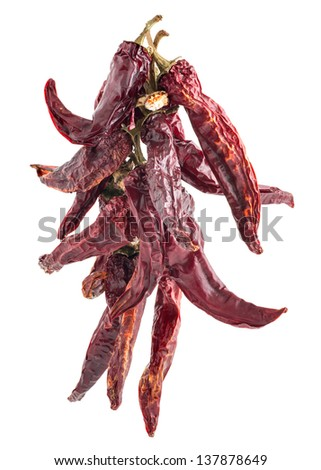 dried red pepper