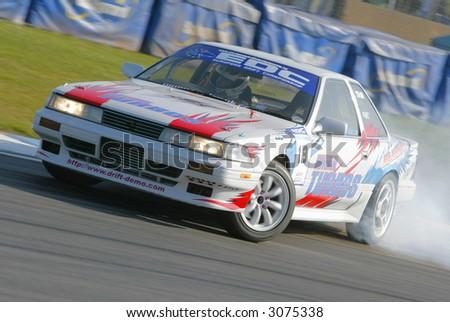 Drift car in European Drift Car Championship