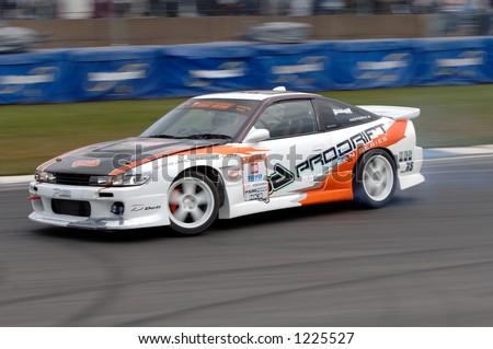 Drift Motor-Sports Event
