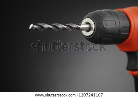 Drilling Machine and Drilling Bit