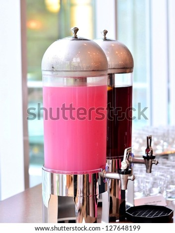 Drink dispensing device
