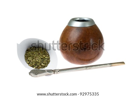drink mate and calabash