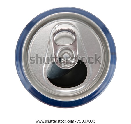 Drinks can - isolated