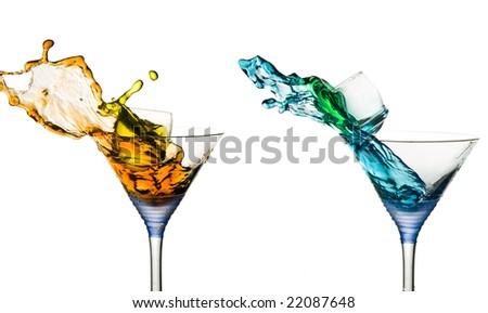 Drinks making Splashes