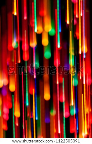 Dripping Rainbow Colors of Brilliant Light background Vertical
