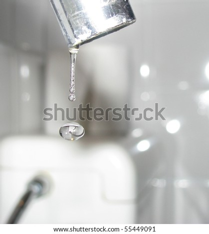 dripping tap