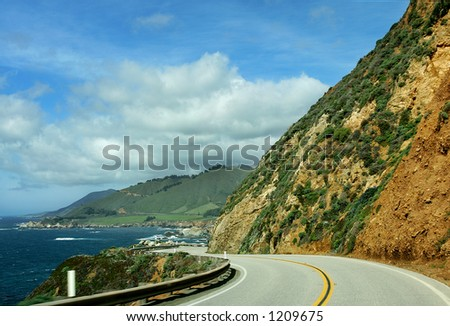 Drive along the coastal HWY 101, Oregon