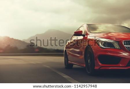 drive business car