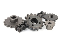 drive sprockets and industrial drive roller chains