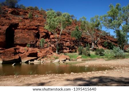 Photo of  Drive through Finke Gorge National Park, Alice Springs, Northern Territory, Australia