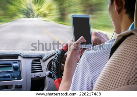 essay about cell phones while driving