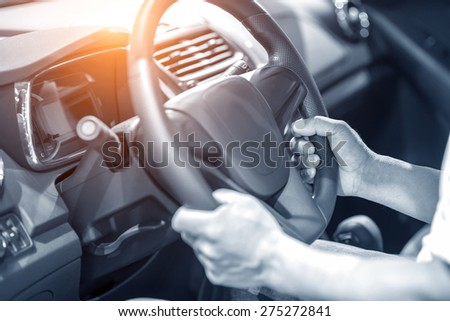Driving with comfort #275272841