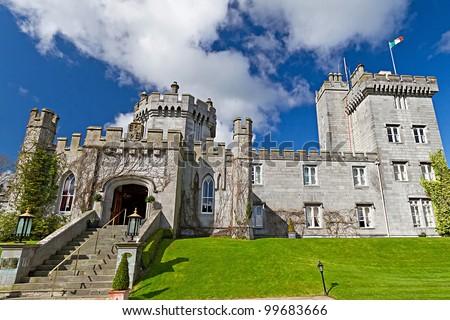 Dromoland Castle in Co. Clare, Ireland
