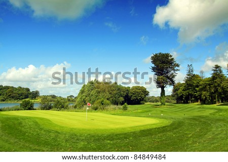 Dromoland Golf Course County Clare Ireland
