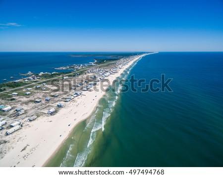 drone aerial ocean photograph...