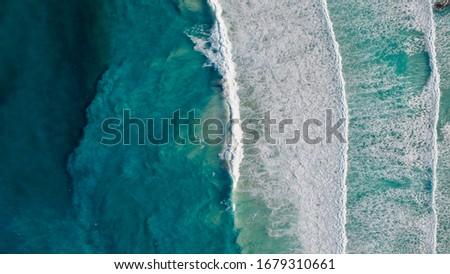 Drone shot, Bremer Bay WA ストックフォト ©