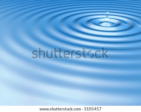Drop into Water