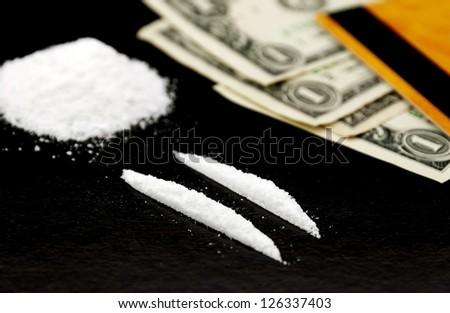 Drud and money