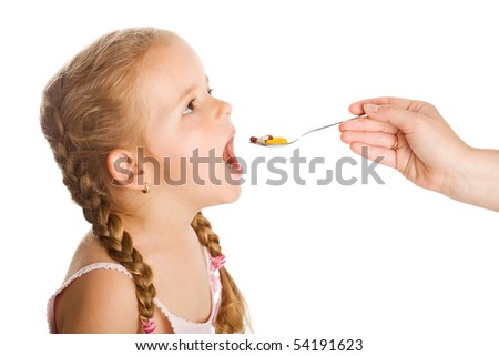 stock photo drug abuse little girl taking lots of pills with spoon helped by adult hand isolated 54191623 One thing I can't fucking take are these porn spoof movies.