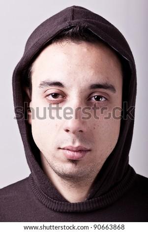Drug Abuser Portrait