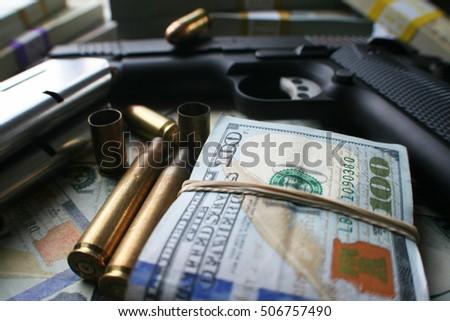 Shutterstock Drug Money Close Up