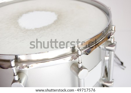 Drums conceptual image.. Approximation of snare.