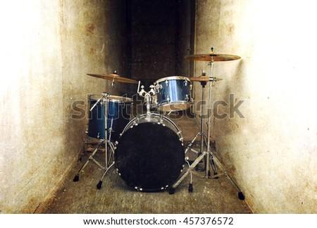 drums conceptual image. drum...