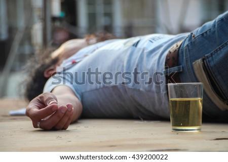 Drunk beer #439200022
