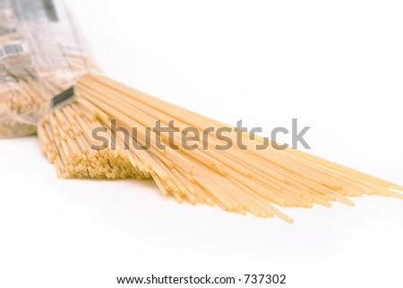 Noodles Secos Do Espaguete