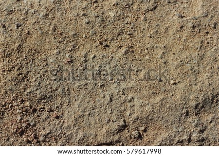 dry stony ground #579617998