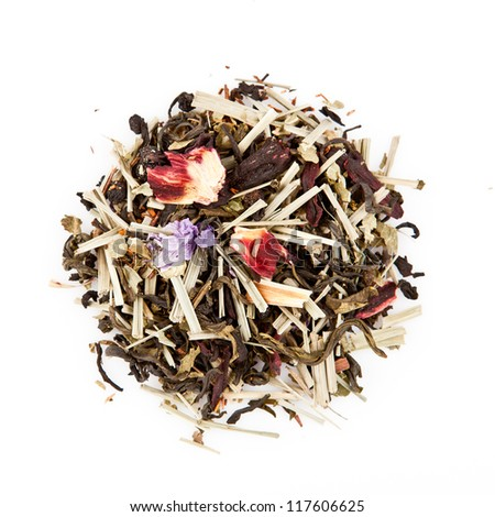 Dry Tea - stock photo