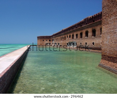 Dry Tortugas NP Ft Jefferson