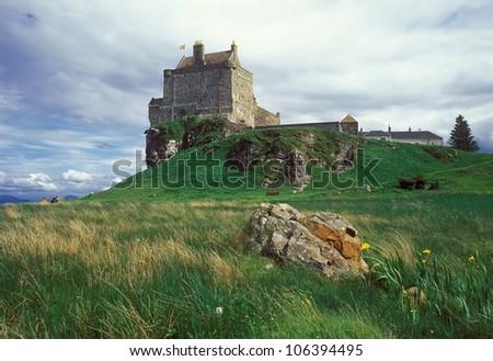 Duart Castle Isle Mull