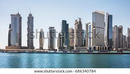 Dubai Business Bay, Dubai, United Arab Emirates #686340784