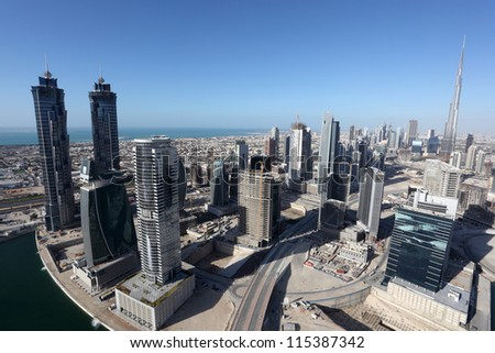 Dubai Business Bay, United Arab Emirate