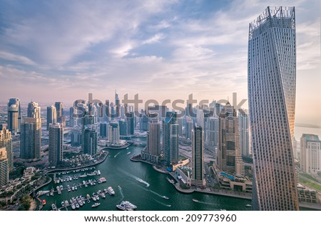 Dubai marina #209773960