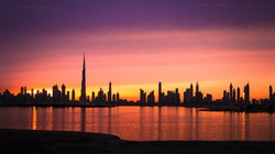 Dubai Skyline...