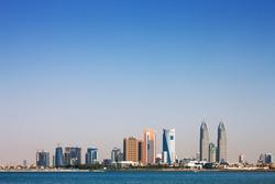 DUBAI, UAE - MAY 7 - Dubai Media City (DMC) part of Dubai Holding is a tax free zone within Dubai, has been built by the Dubai government to boost UAE's media foothold. May 7, 2010.