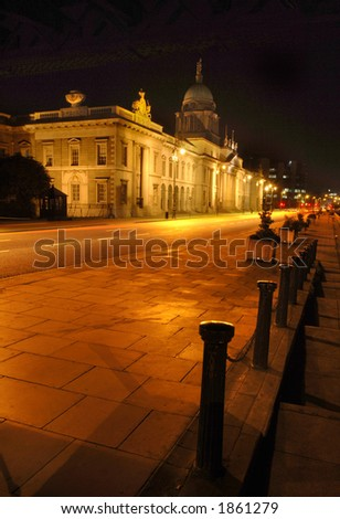 Dublin City, Ireland, Customs House