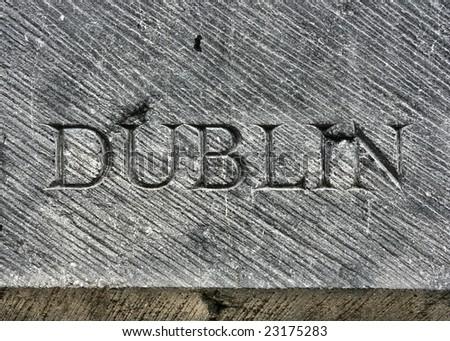 irish name for dublin
