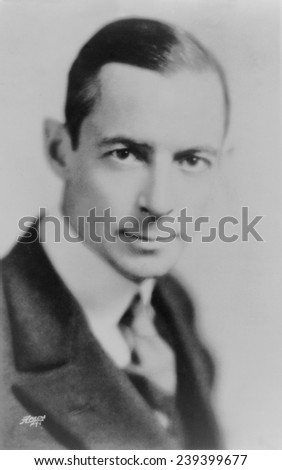 DuBose Heyward, (1885-1940) Southern American author of the 1925 novel, \