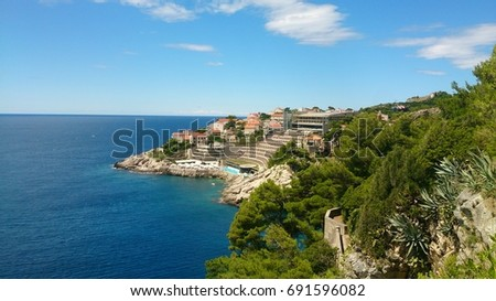Dubrovnik, Croatia #691596082
