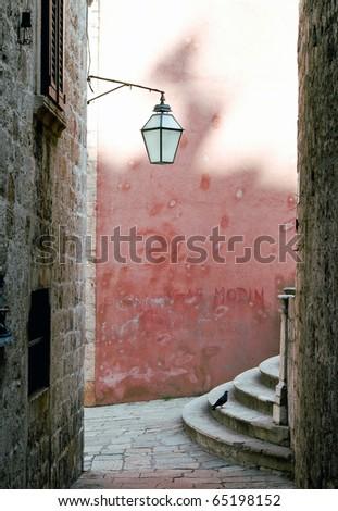 Dubrovnik.Old city.Unesco heritage