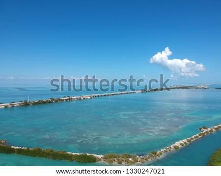 Duck Key, Hawks Cay, Waterfront Resort, Ocean Resort, Aerial pics