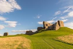 Duffus Castle in Scotland 2