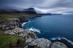 Duirinish peninsula, Glendale, Neist Point , Isle of Skye, Scotland, UK