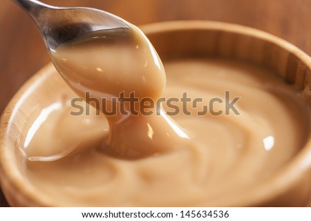 Shutterstock Dulce de leche,(Doce de leite) a sweet made �¢??�¢??from milk, made in Brazil and Argentina.