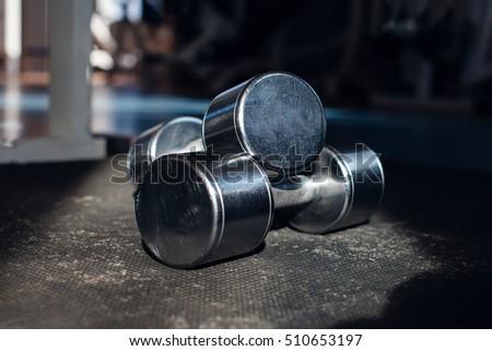 Dumb bells #510653197